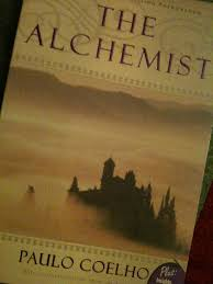books that s all joy wrote the alchemist cover