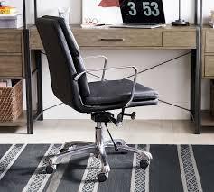 home office desk chairs chic slim. Nash Swivel Desk Chair Home Office Desk Chairs Chic Slim