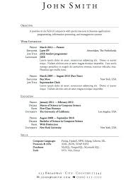 Objective For Social Work Resume School Social Work Resume Sample School Social Work Resume 100