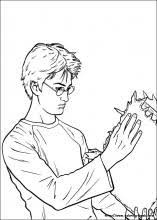 Harry Potter Coloring Pages On Coloring Bookinfo