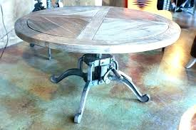 coffee table bases only unique table base bases and industrial crank incredible round coffee design glass