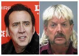 Nicolas Cage wordt 'Tiger king' in ...