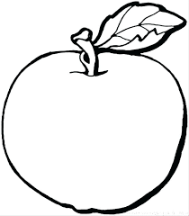 Apple Coloring Page Free Apple Coloring Pages Free Color Pages A Is
