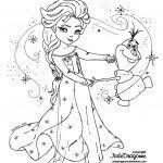 Elsa Mijnbord Pinterest Frozen Coloring Frozen Coloring Pages
