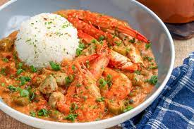 Seafood Gumbo Recipe With Shrimp and ...