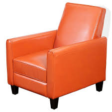 armchairs accent chairs small spaces green leather chair orange chair and ottoman navy small spaces green leather chair orange chair and ottoman navy