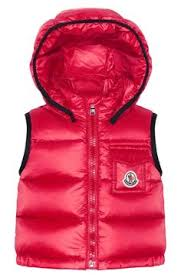Moncler  Brice  Hooded Down Vest (Baby Girls)❤ Down Vest,