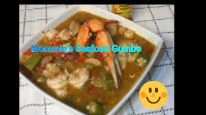 How to make seafood Gumbo - YouTube