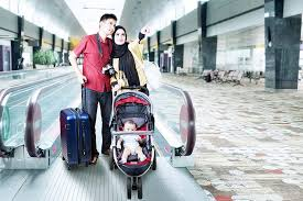 Airline Travel With a Stroller: What Should I Know?