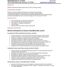 Dcs Engineer Sample Resume Inspiration Download Sample Systems Engineer Resume DiplomaticRegatta
