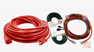 Power Cord Designations Best Extension Cords For Any Situation The Home Depot