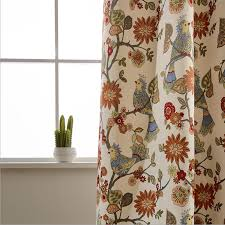 Small Picture Online Get Cheap Drapes with Birds Aliexpresscom Alibaba Group