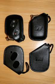 ca is f leather key fob holder both us and jdm versions rare clublexus lexus forum discussion