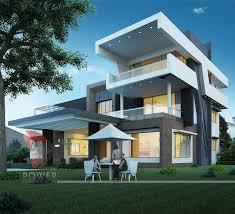 Modern Home Exteriors Plans