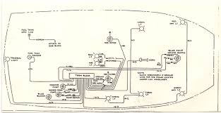 please review my electrical system diagram f 27 trojanboats net image