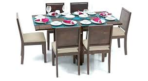 foldable dining set dinner table set for 6 3 to 6 6 folding dining table set