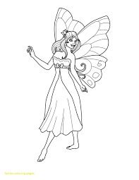 Free Fairy Coloring Pages For Adults Printable Secrets Pictures Of