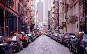 New York Street Background Hd ...