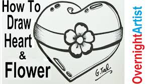 valentines 2018 new draw heart easy design draw a heart drawing