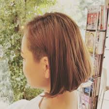 ツーブロック女子の髪型13選ボブロングミディアムショート Cuty