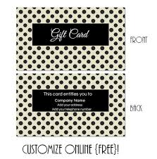 gift card template 19 best gift cards images on pinterest yin yoga black ribbon