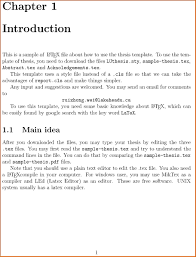 Term Paper First Page Title Sample Format Spacecadetz