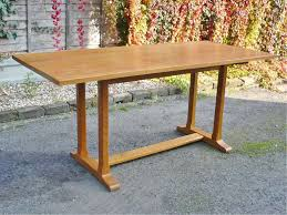 reynolds of ludlow oak refectory table