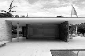ludwig mies van der rohe barcelona. By Ludwig Mies Van Der Rohe. Barcelona, Spain. Rohe Barcelona S