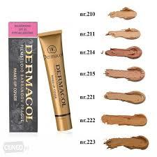 dermacol make up podkład fluid korr kryjący nr 215 zdjęcie 1