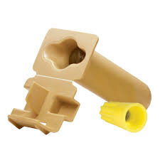 dryconn gtsr direct bury grease with strain relief with yellow nut wire connector