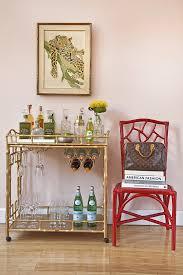 bamboo bar cart. The Sedgewick Bar Cart Bamboo V
