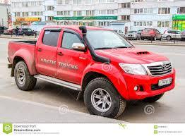 Toyota Hilux Arctic Trucks editorial photo. Image of machine ...
