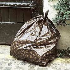 louis-vuitton-garbage-bags+copy.jpg (600600) | TRAP$HIT | Pinterest | Louis  vuitton, Bag and Fashion
