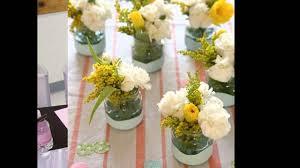 baby shower flower arrangement ideas youtube