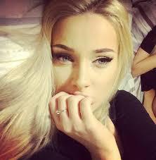 Hot russian blonde teen in