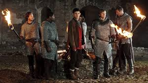 merlin arthur and the knights of the round table