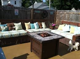 Wonderful DIY Outdoor Sectional Cushions Images About Pallet