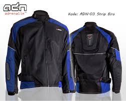 spesifikasi jaket motor adrenalin 03