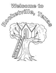 Small Picture Rocketville Treehouse Coloring Page Color Luna