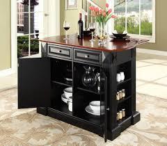 kitchen island cart granite top. Buy LaFayette Solid Granite Top Kitchen Island In Black Cart With