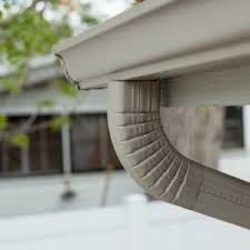 rain gutters cost. Delighful Cost Gutter And Downspout With Rain Gutters Cost N