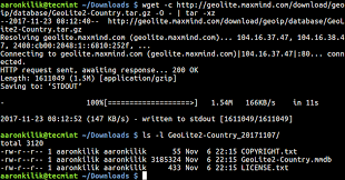 and extract tar files with one mand