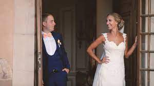 Katie & Remy // France Wedding Videography // Chateau de Robernier