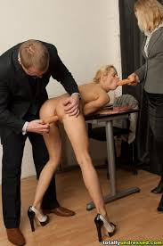 Doggystyle nude job interview