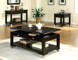 coffee table espresso owings square avington side finish