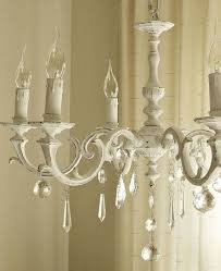 chic lighting fixtures. Beautiful Shabby Chic Chandeliers Painted Before And After | Lighting Fixtures T