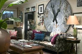 large wall decor ideas clock living room designs india feature design tv splendid hall