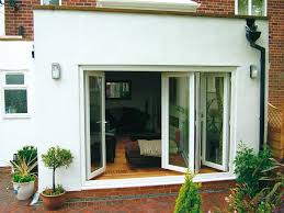 types of bifold doors and bifold or sliding doors cost best white sliding door wardrobe