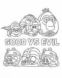 Small Picture Angry Birds Star Wars Coloring Pages GetColoringPagescom