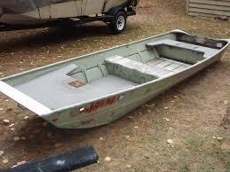 jon boat restoration start thru finish photos